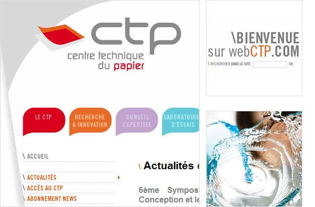 W3line ctp centre technique du papier agences technologiques centres techn - Centre technique du papier ...