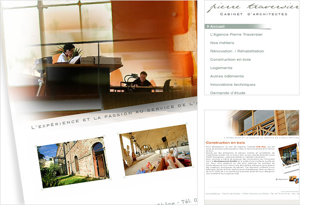 w3line pierre traversier services. Black Bedroom Furniture Sets. Home Design Ideas